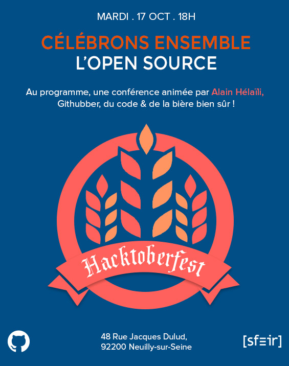 Hacktoberfest @ Sfeir