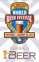 Volunteer with COR for the Fourth Annual World Beer Festival...