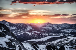 Rocky Mountain Alpine Landscape Tours