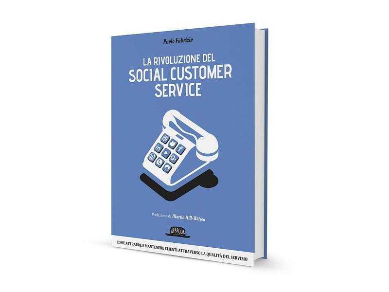la rivoluzione del social customer care libro