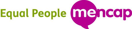 Equal People Mencap Logo