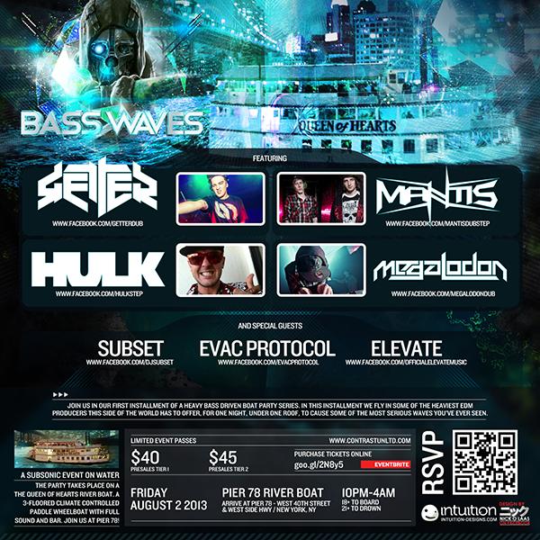 Bass Waves 2013