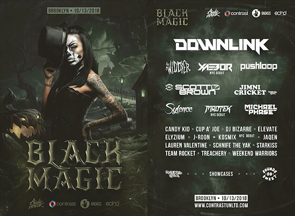 Black Magic NYC 2018
