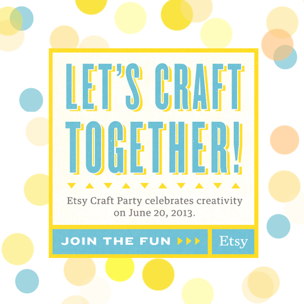 Durban Etsy Craft Party