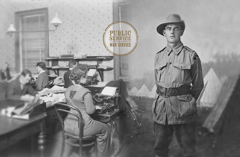 Public Service War Service