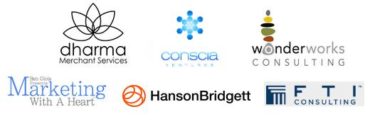 Sponsors of Conscious Capitailsm Bay Area