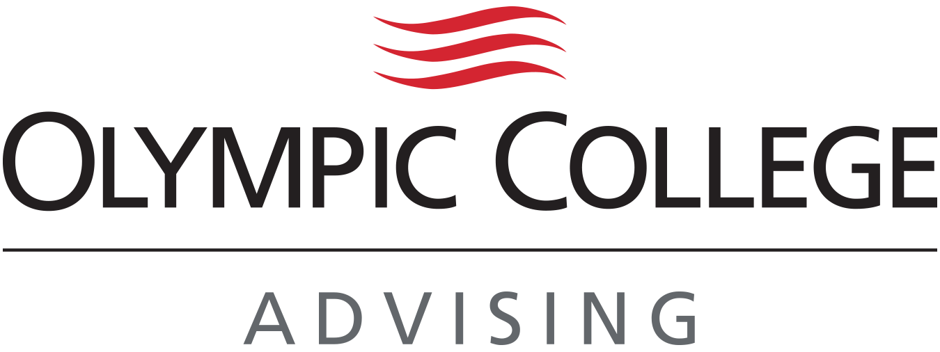 Olympic College Advising Logo