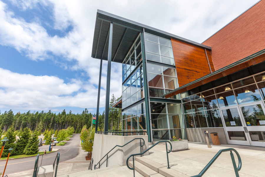 Olympic College Poulsbo Campus Building