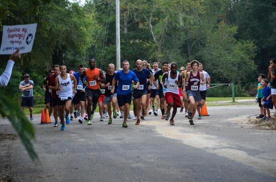 CCC 5k race
