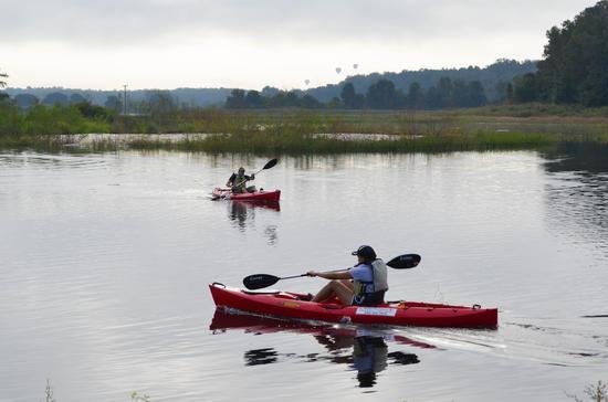 Kayak Event