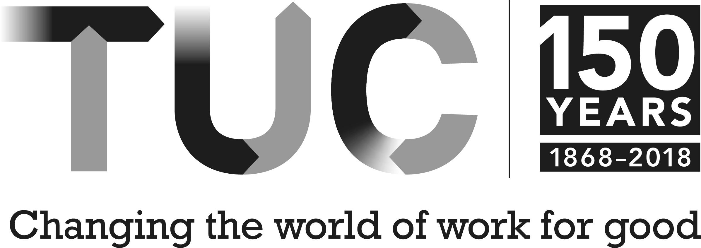 TUC 150th logo