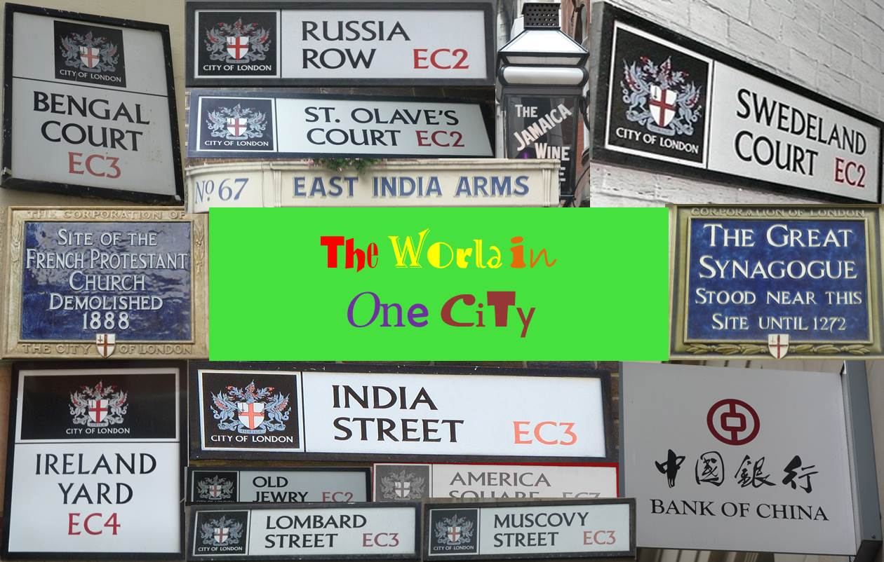 The World in One City