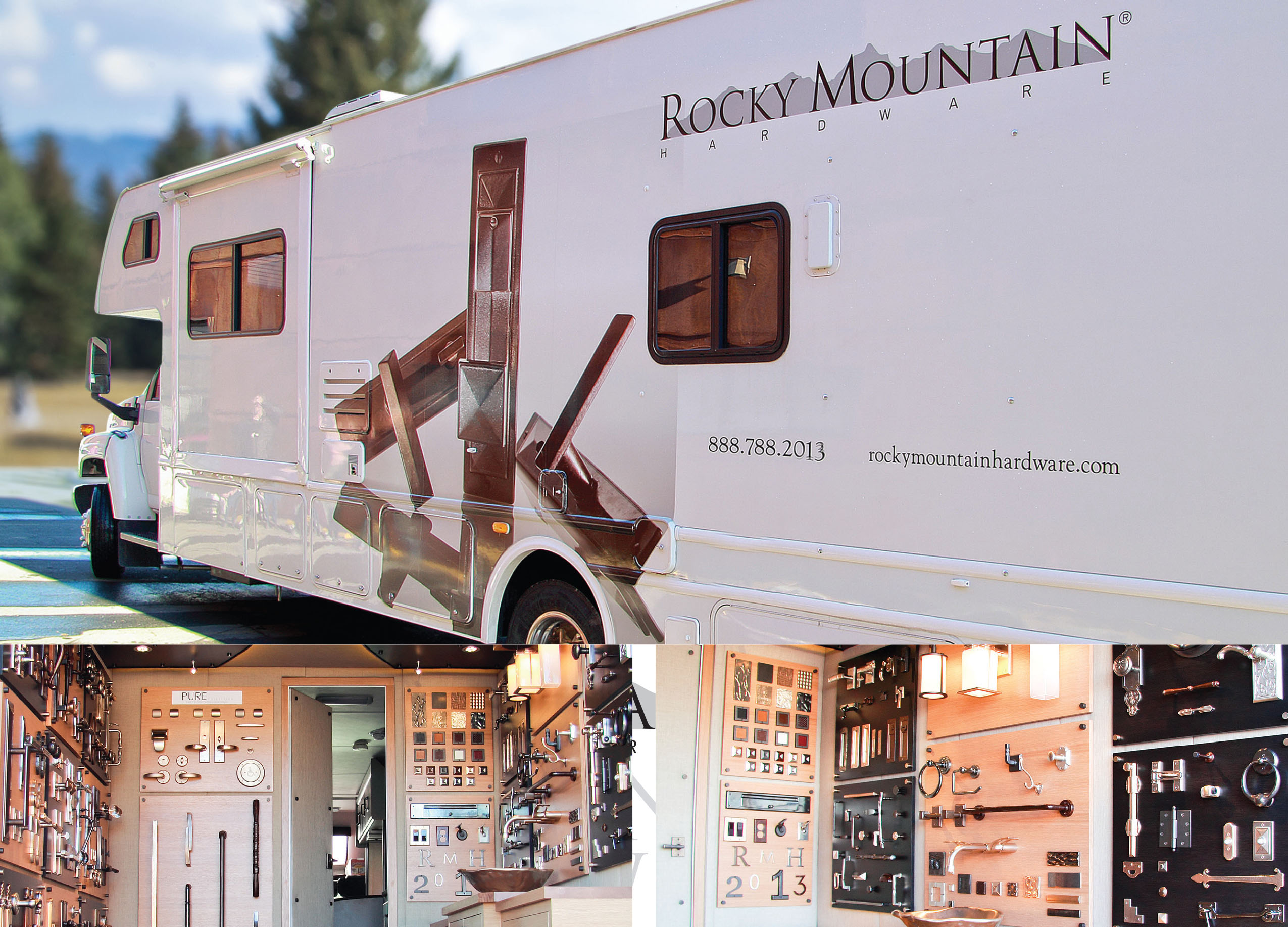 Rocky Mountain Hardware Roadshow pictures