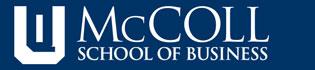 McColl School of Business