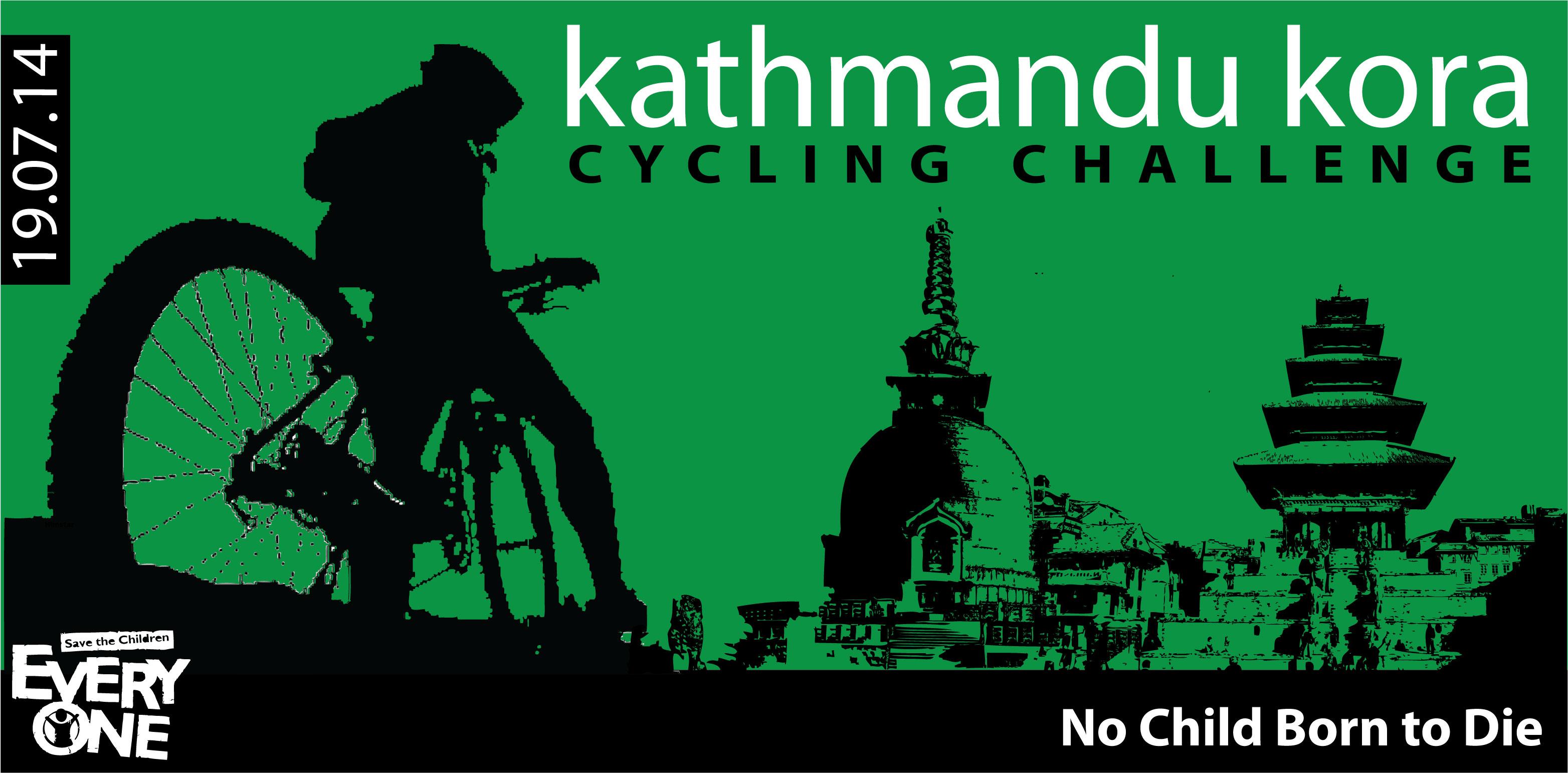 Kathmandu Kora Cycling Challenge 2014