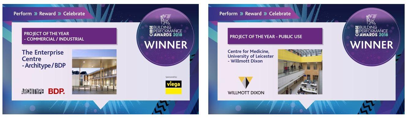 CIBSE Building Performance Awards