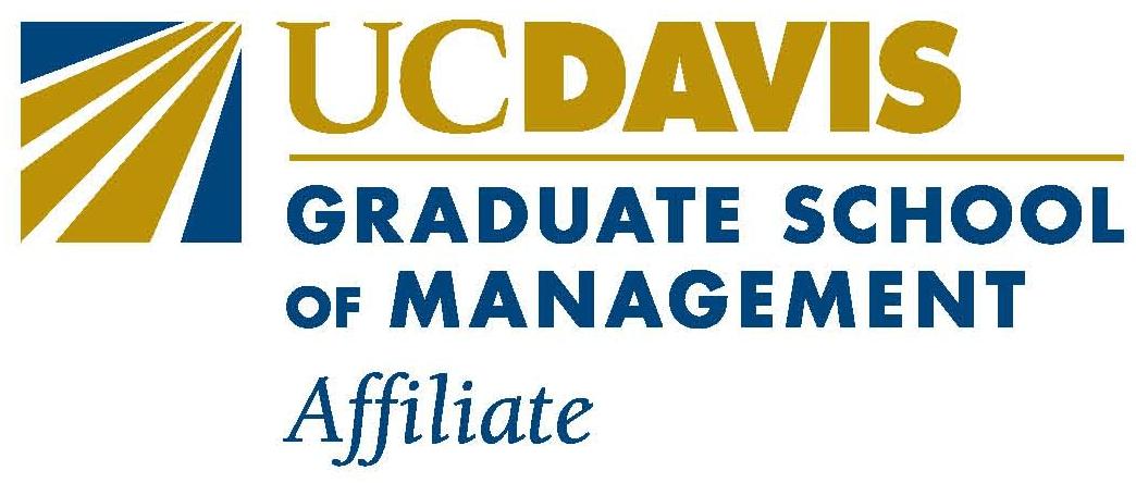 UC Davis GSM Affiliate Logo