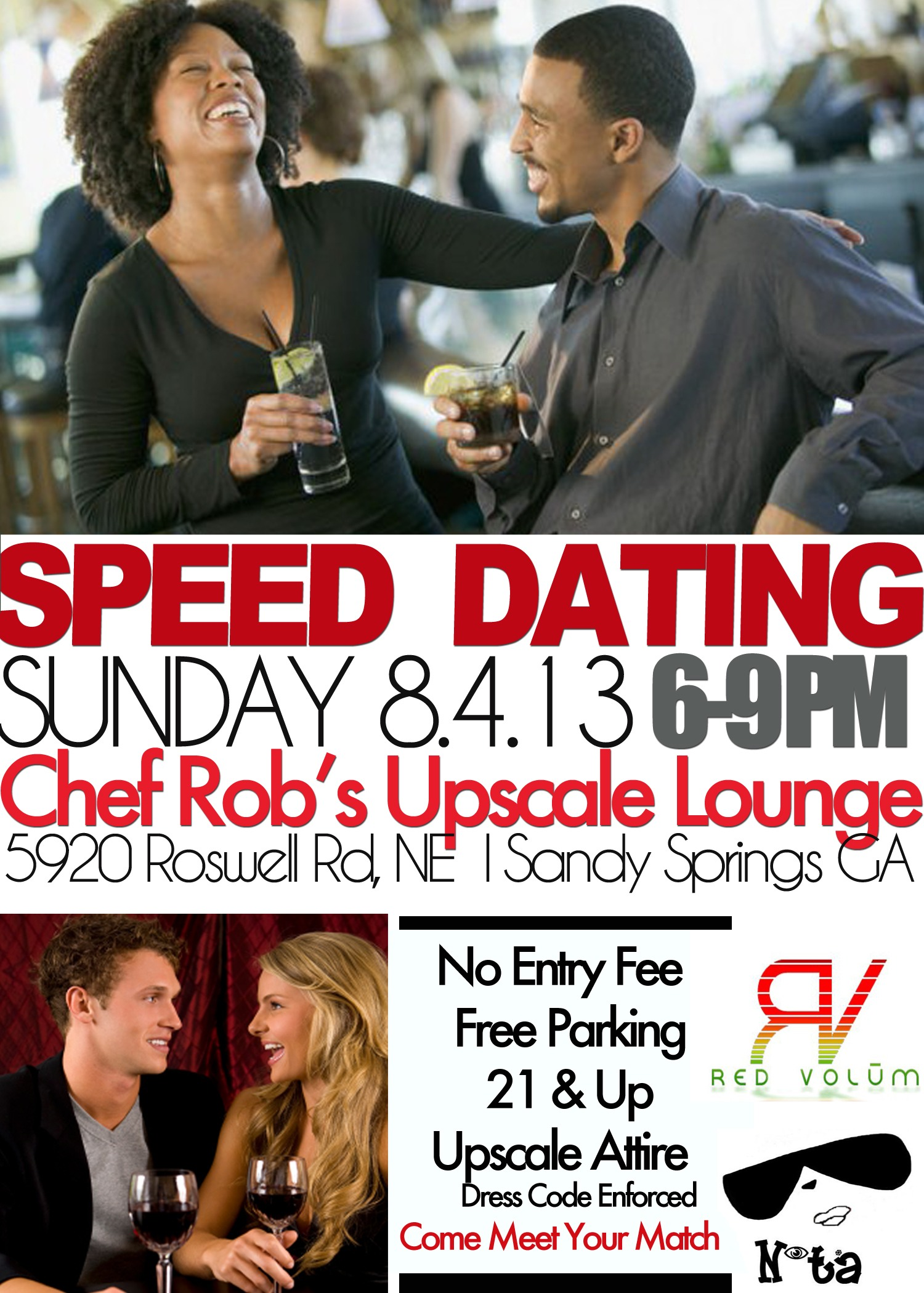 Christian speed dating in atlanta