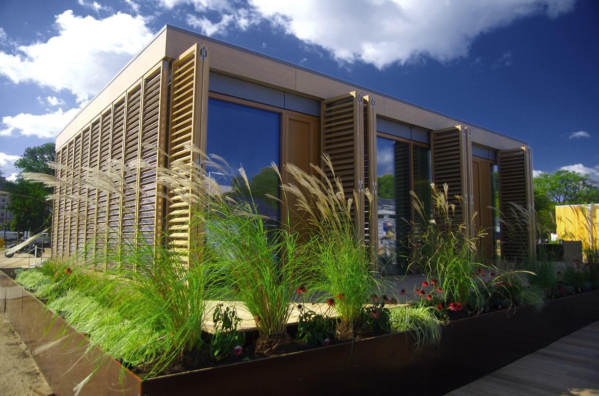 Passive Solar House Design, Darmstadt University of Technology