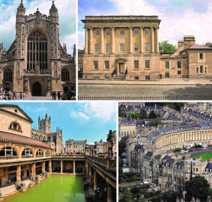 Traditional Buildings of Bath
