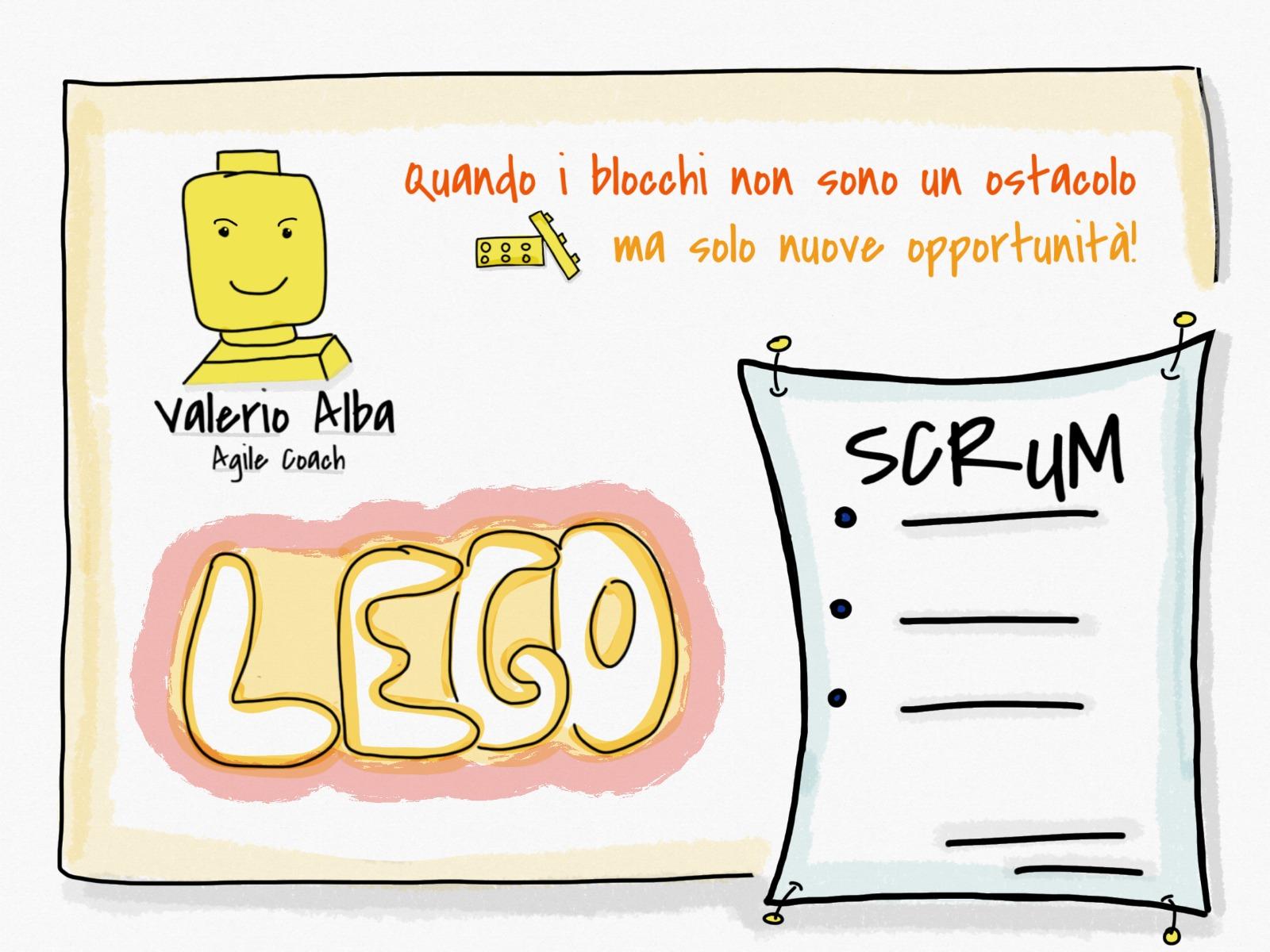 Scrum Incontra Lego