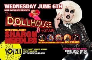 Sharon Needles LIVE at the Dollhouse