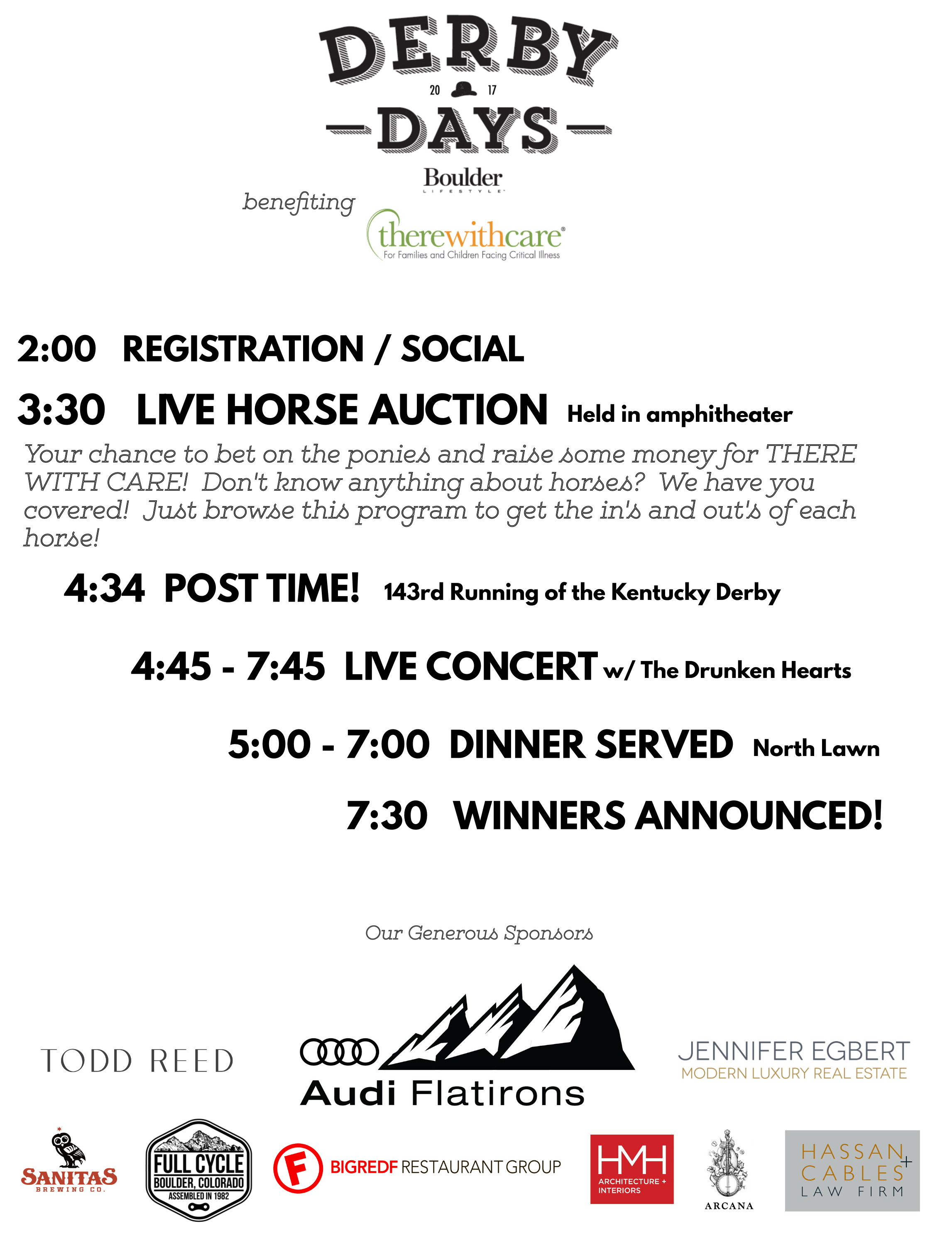 boulder lifestyle derby days 2017 tickets, sat, may 6, 2017 at 2
