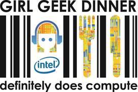 Girl Geek Dinner LOGO