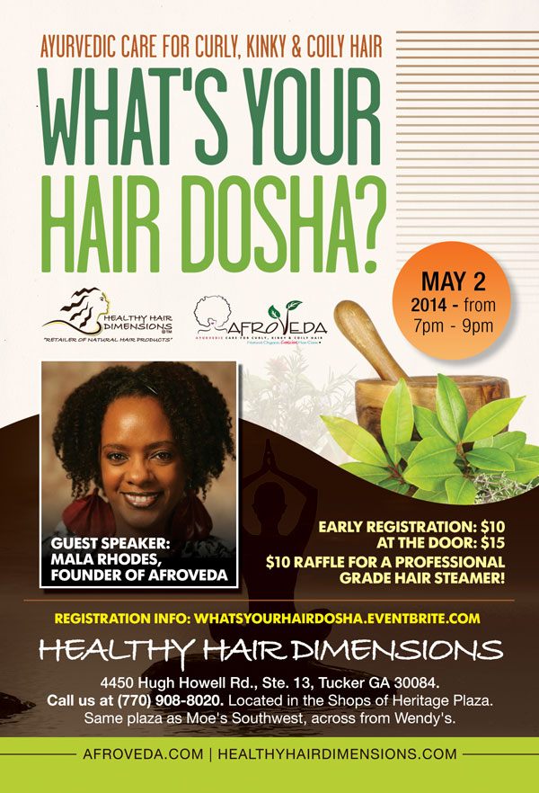 What's Your Hair Dosha