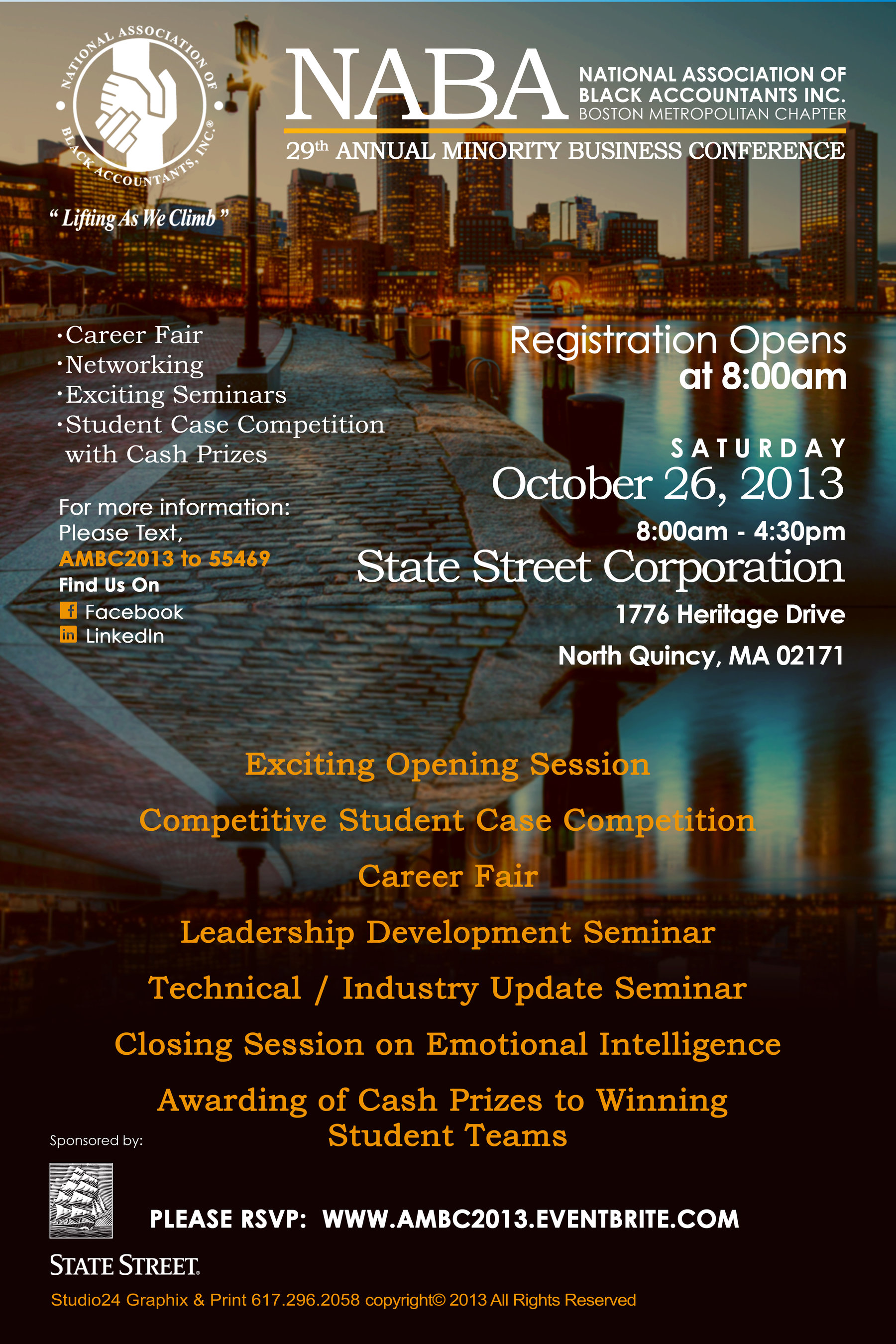 Naba Boston S 29th Annual Minority Business Conference