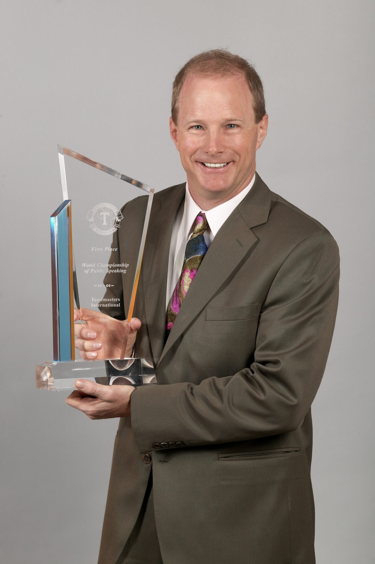 Lance Miller - 2005 World Champion of Public Speaking