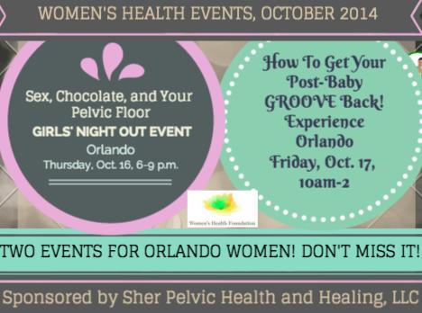Orlando Women's Health Events