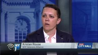 Speaking up for veterans on NY1's