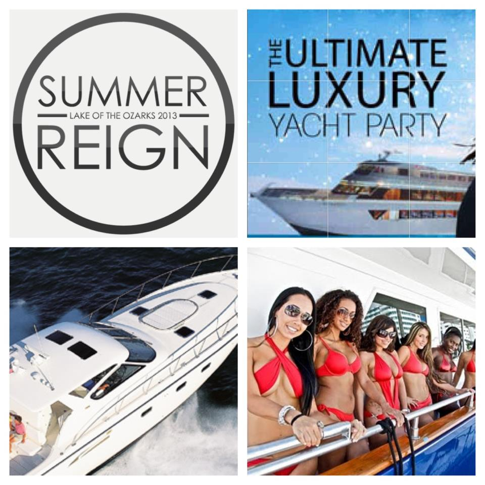 Summer Reign 2013 at Lake of The Ozarks!