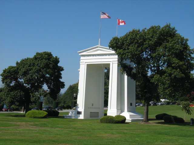 photo of Peace Arch