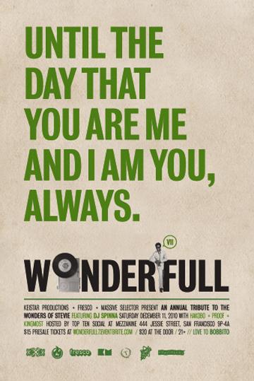 Wonderfull VII