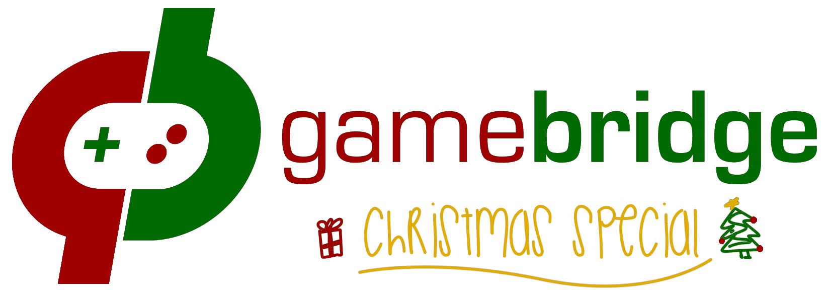 Game Bridge Christmas logo