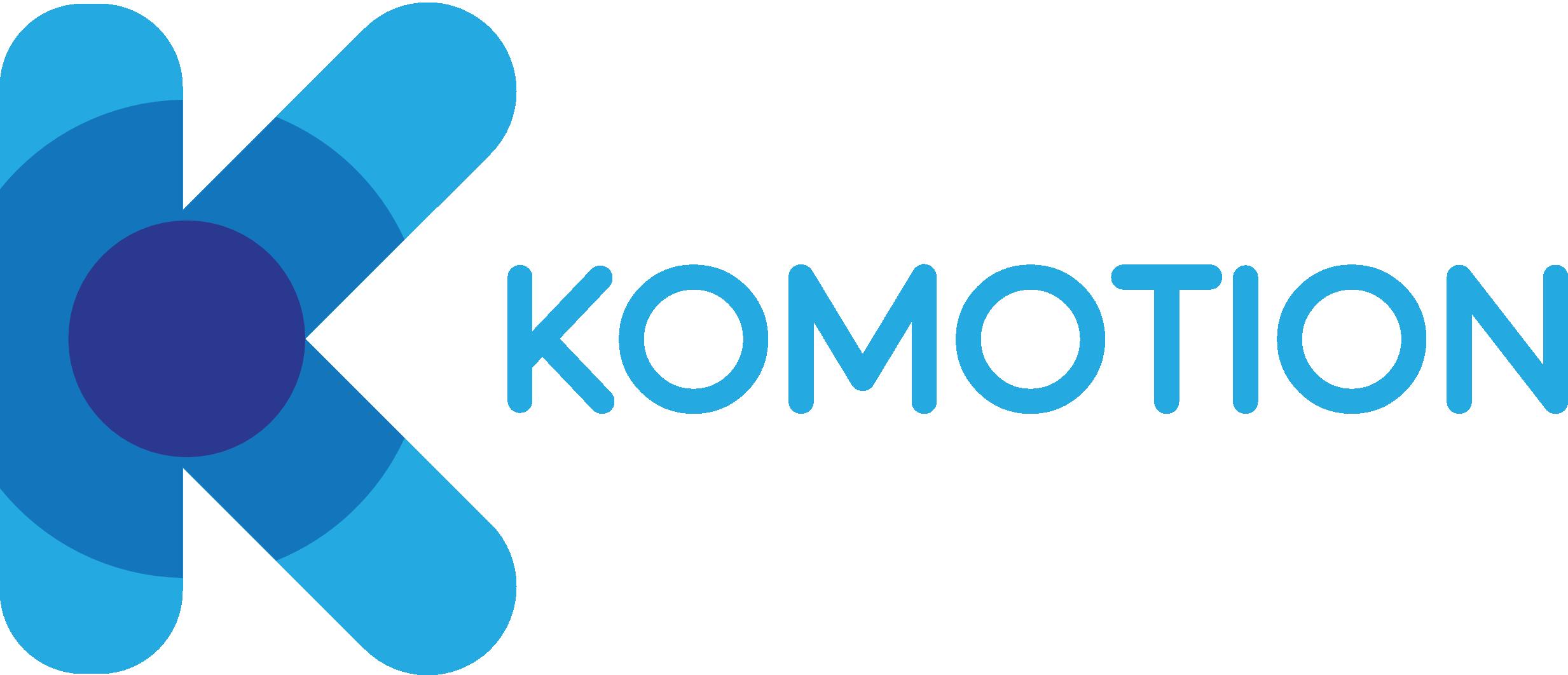 Komotion logo