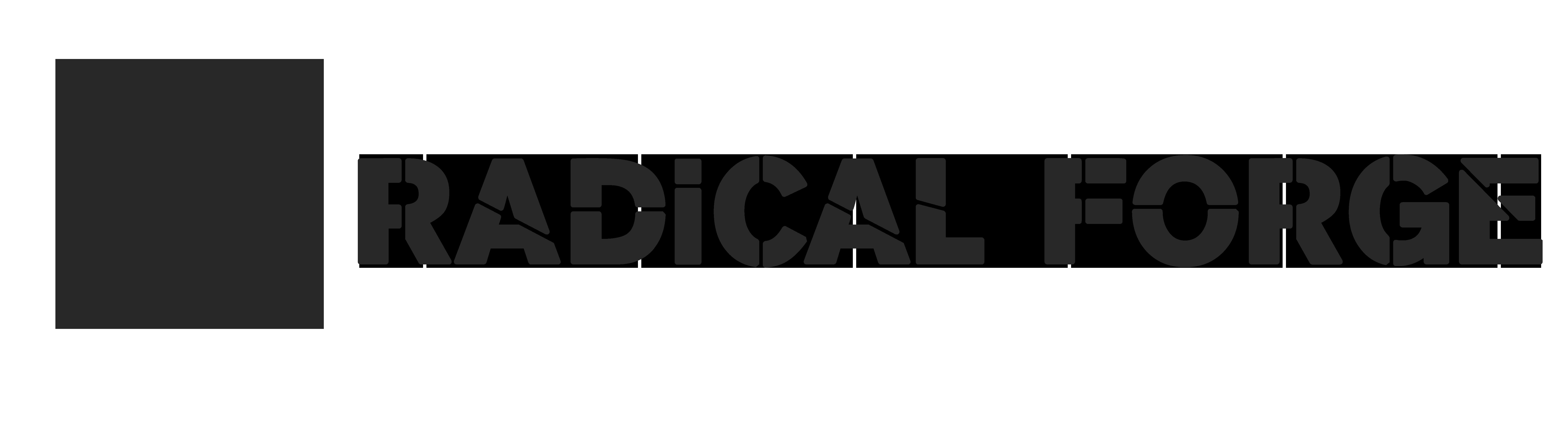 Radical Forge logo