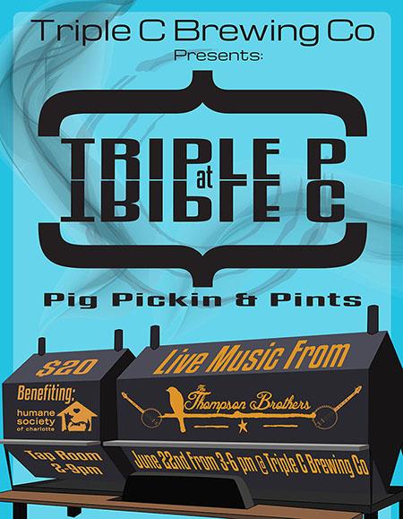 Triple P Event Flyer