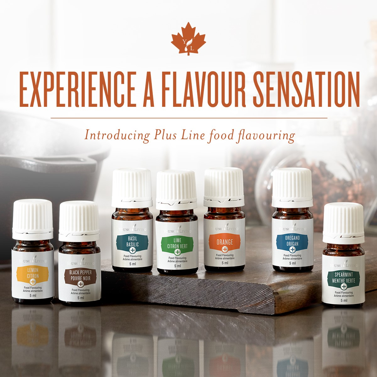 Young Living Canada Plus Oils