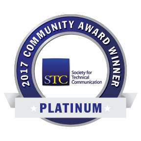 2017 STC Community of Excellence Award