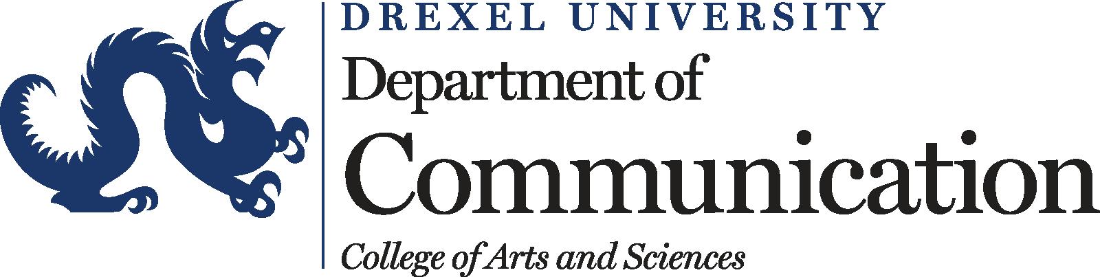 Drexel University Department of Communication