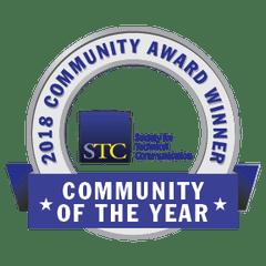 STC COTY logo