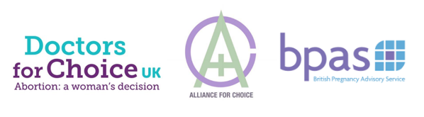 Doctors for Choice UK, Alliance for Choice, bpas