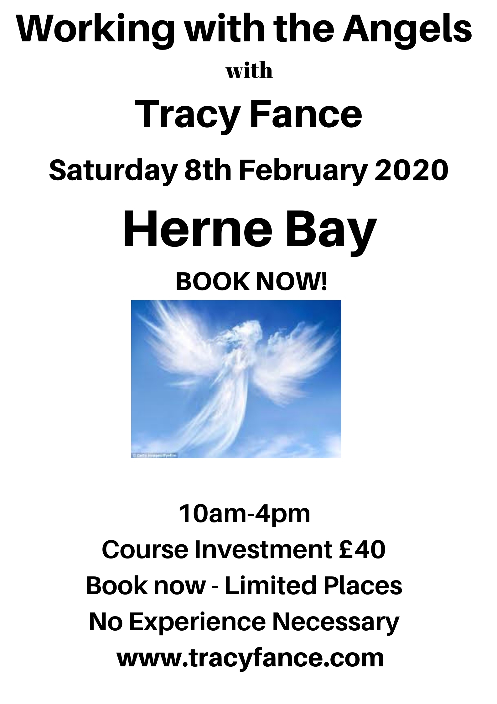 Angel Workshop with Tracy Fance