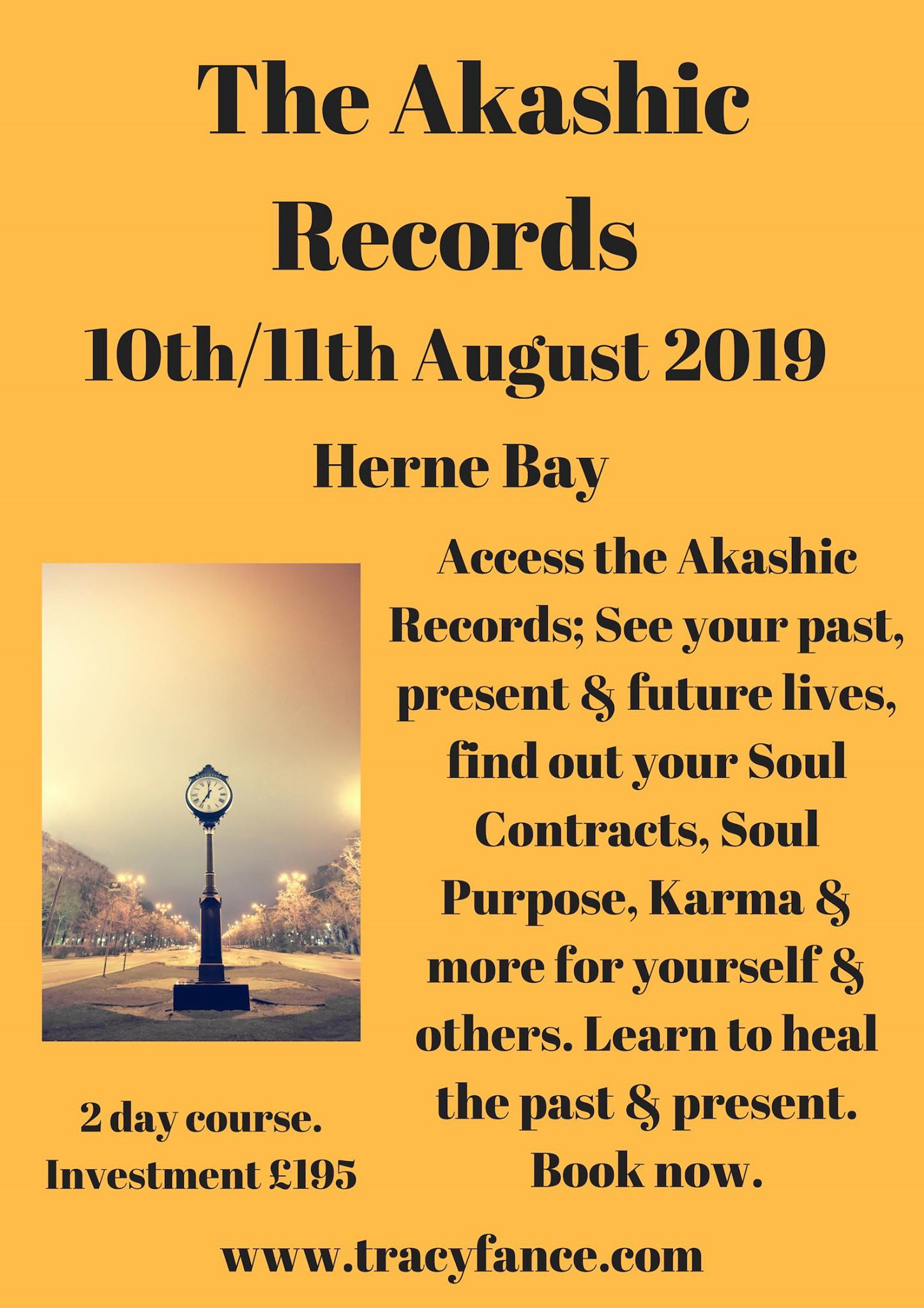 Tracy Fance Accessing the Akashic Records