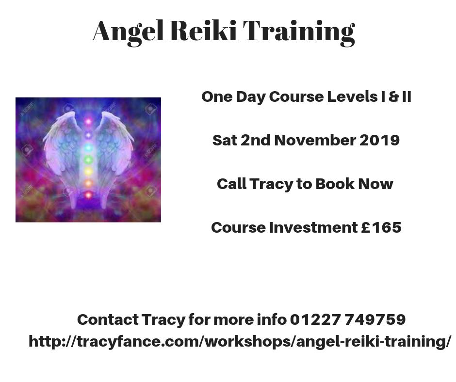 Angel Reiki with Tracy Fance