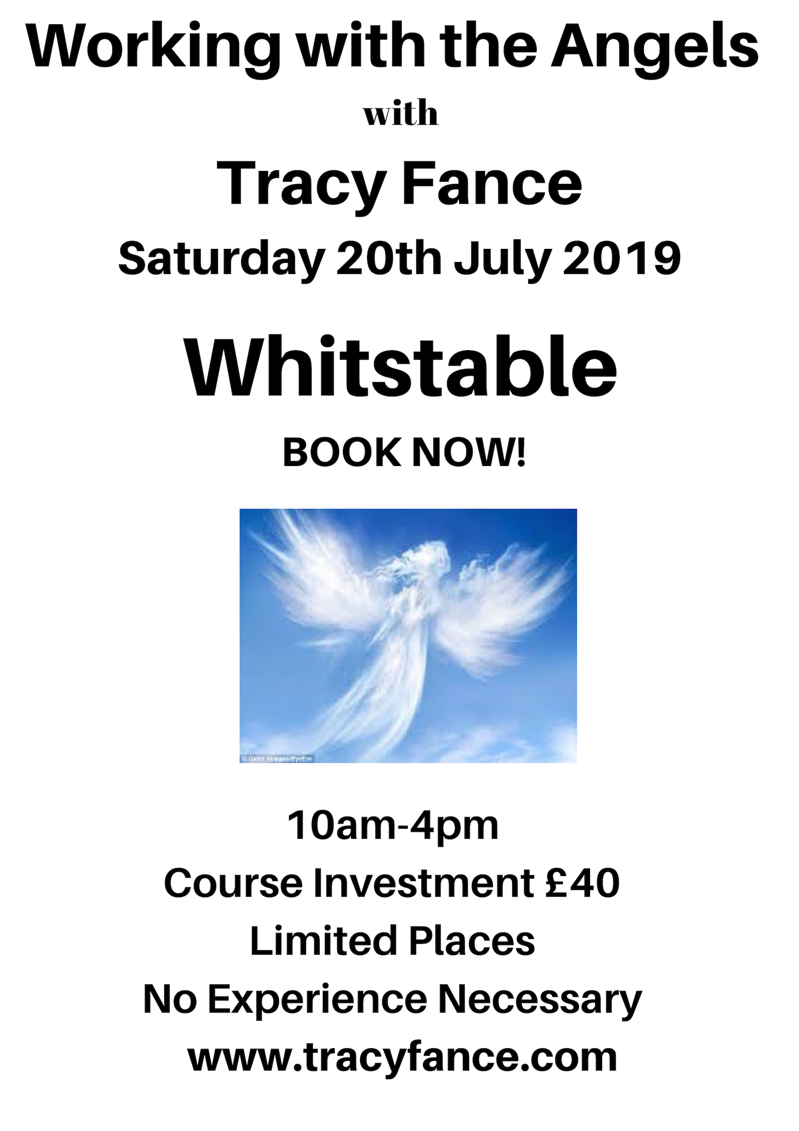 Psychic Development with Tracy Fance; Working with Angels