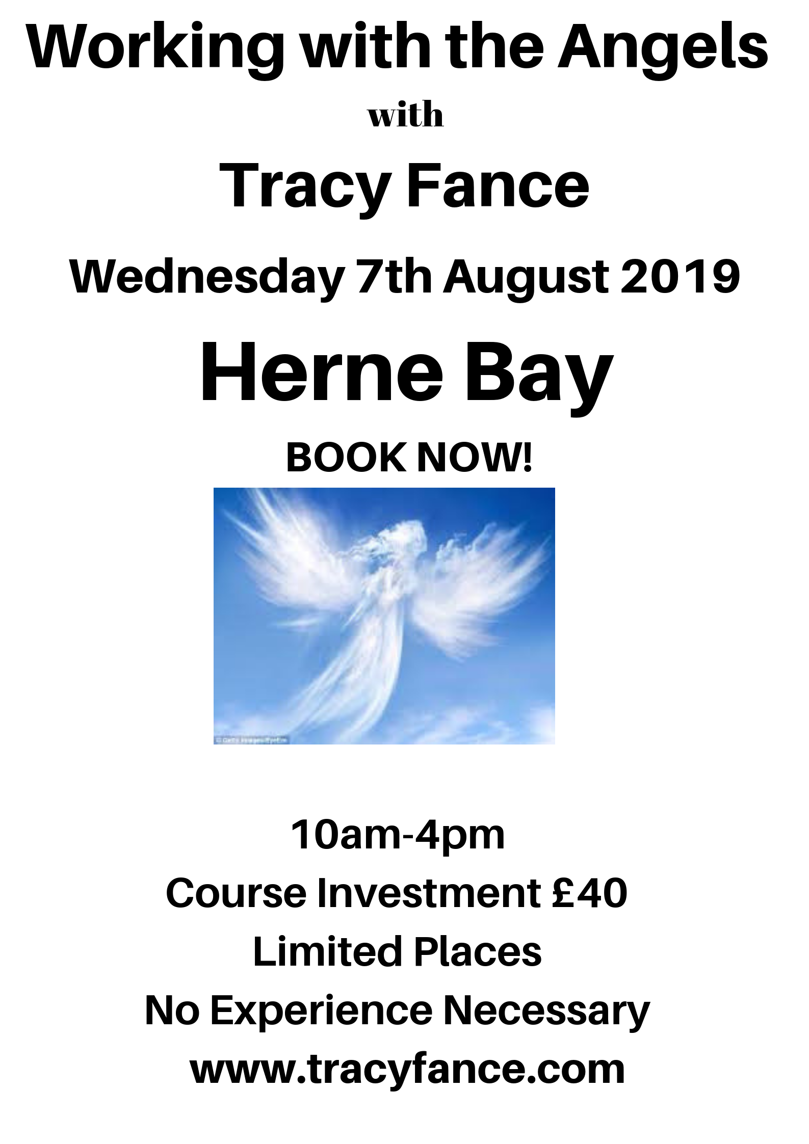 Working with Angels with Tracy Fance